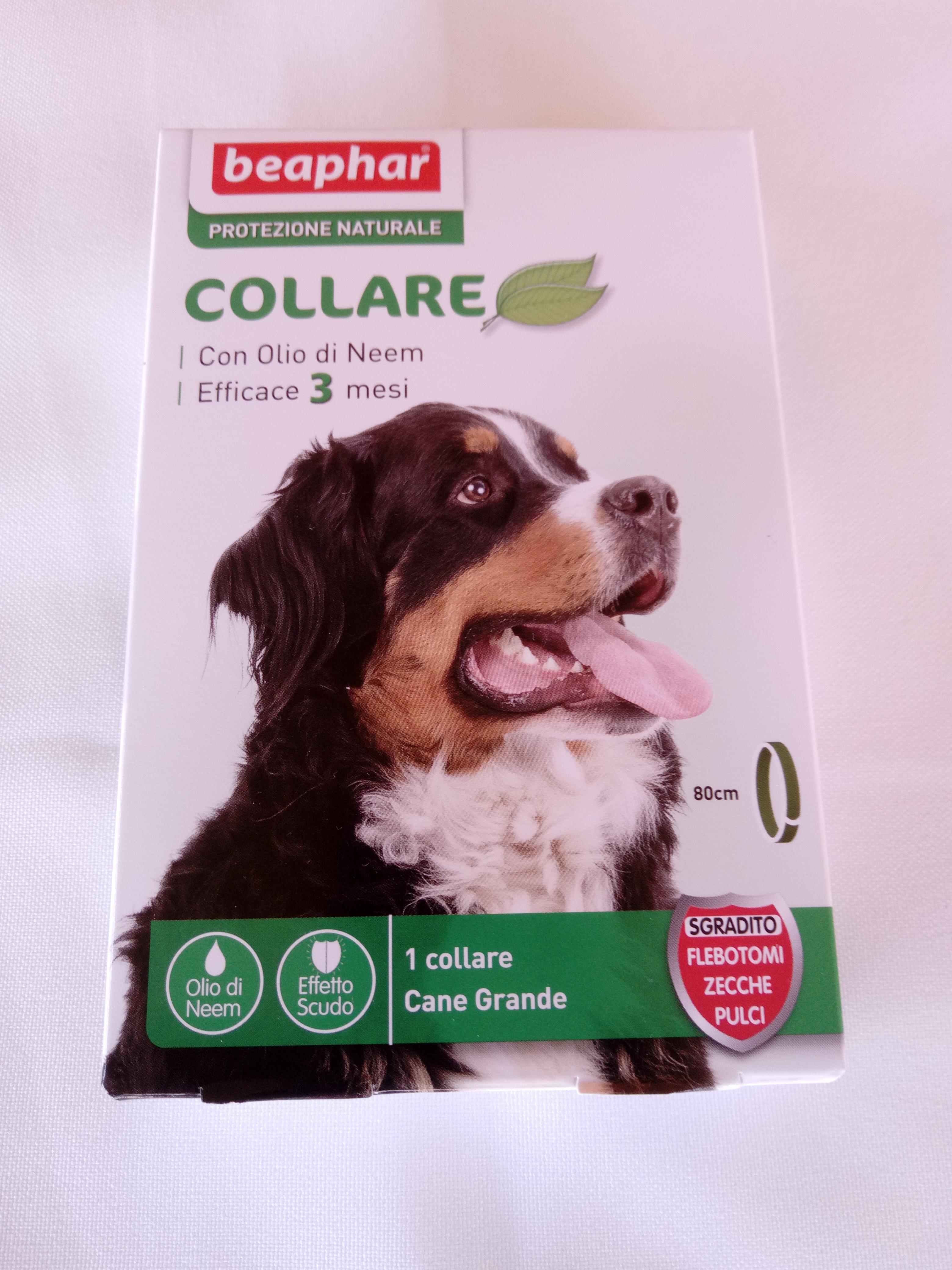 Collare Antiparassitario Naturale Per Cani Beaphar Taglia Grande